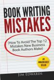 Book Writing Mistakes