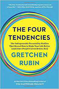 Book Cover: The Four Tendencies