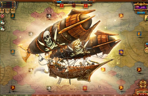 Avis sur Pirate Tide of Fortune