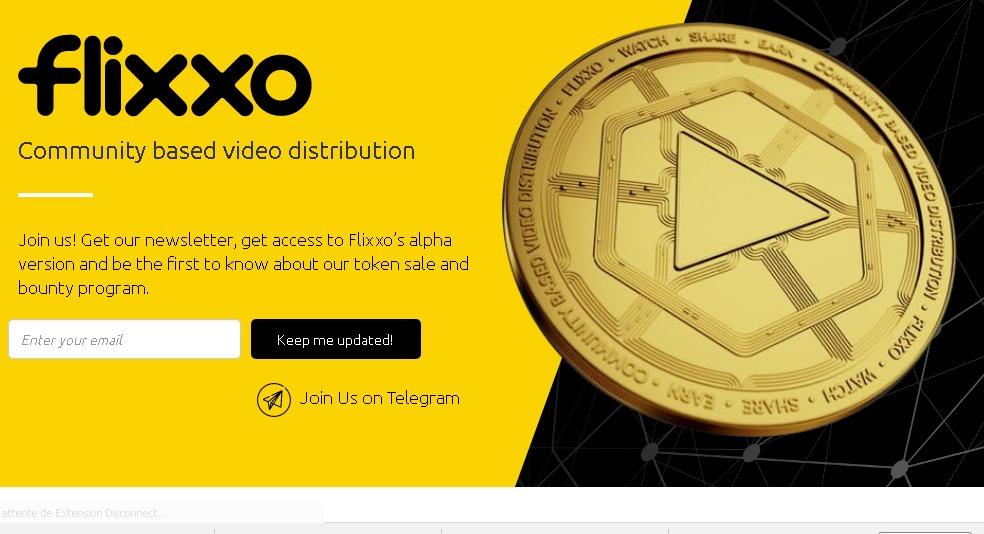 Flixxo est une alternative à Youtube