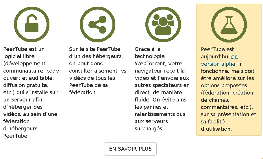FramaTube est une alternative à Youtube