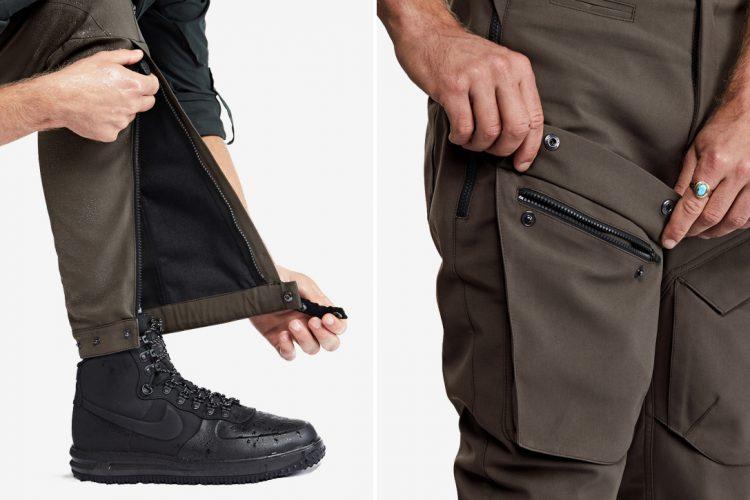 Une entreprise appelé Vollebak prétend qu'elle a inventé un pantalon, conçu pour durer 100 ans