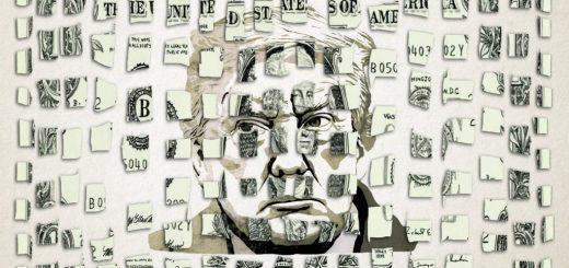 La mort du dollar est programmée. A la fois par des politiques stupides d'un mec comme Trump, mais également par la fin de l'empire américain.