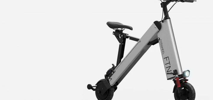 COSWHEEL A2 est un vélo électrique qui impression par son design. Toutefois, il ne plaira pas à tout le monde.