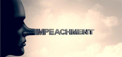 Parfois, de simples questions, émanant du bon sens, permettent de voir de façon limpide, la stupidité congénitale de l'Impeachment contre Trump.