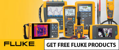 Buy a FLUKE Product and Get a FREE FLUKE Product