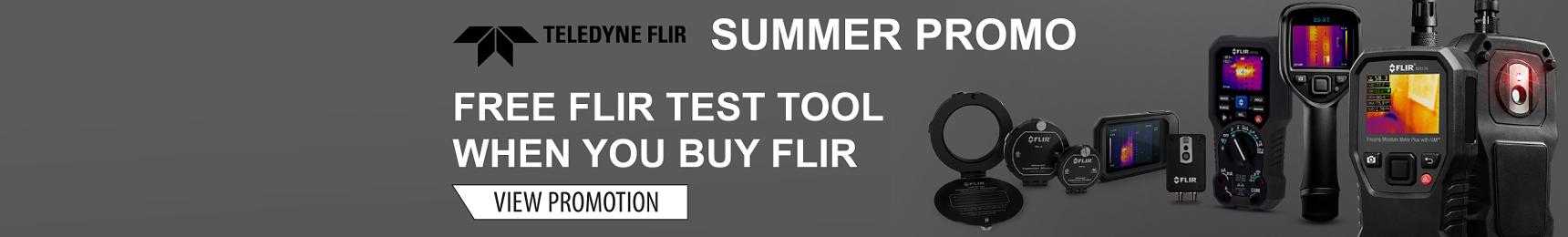 FLIR Summer Promotion on AcutestDirect