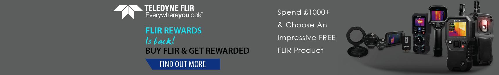 FLIR REWARDS Promotion on AcutestDirect