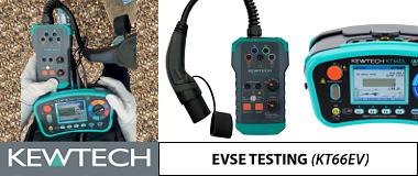 KEWTECH EVSE Testing Solutions