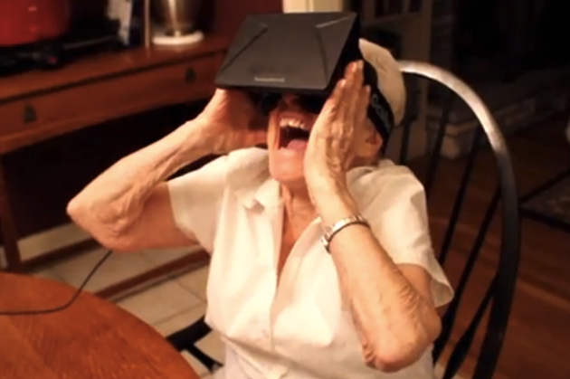 Oculus Rift experience - Imagimind Studios