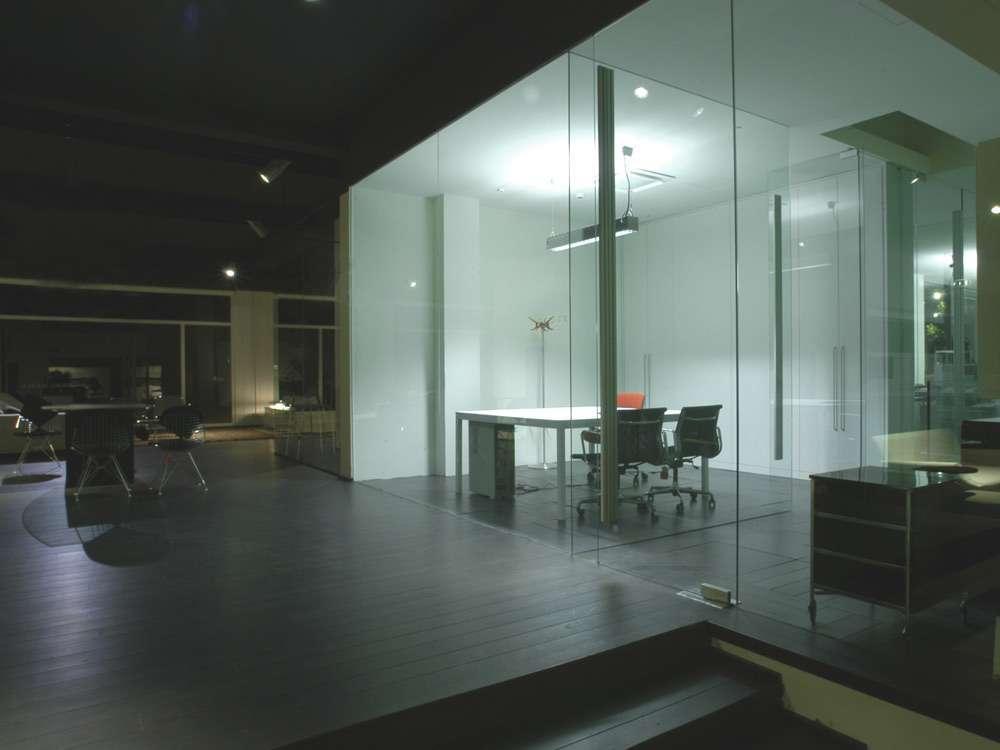Porte automatiche in vetro arco trento santoni for Divisori da ufficio