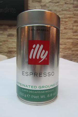 Caffé Illy Verde