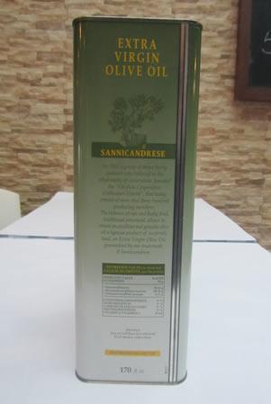 Etichetta 2 - Olio d'Oliva