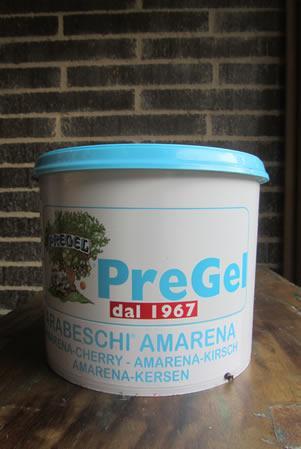 Prodotto Arabeschi Amarena per gelato