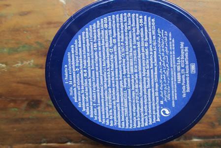 Etichetta - Uva al Rhum per gelato