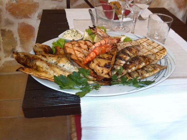 Porto di Mare - Grilled Fish