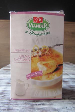Crema Catalana per dessert