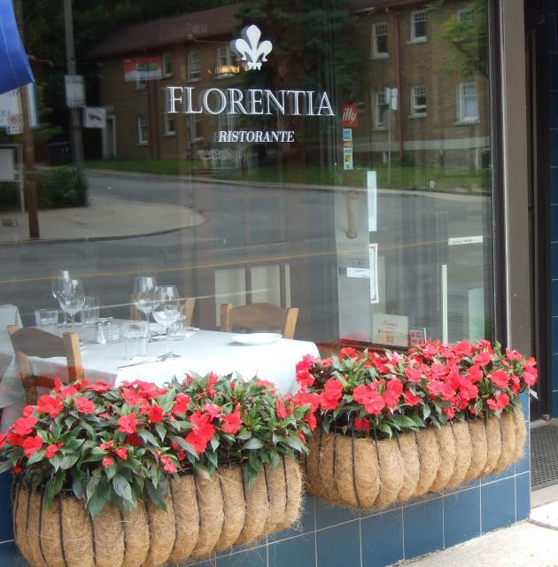 Florentia Ristorante, Toronto