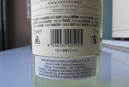 Etichetta Orvieto