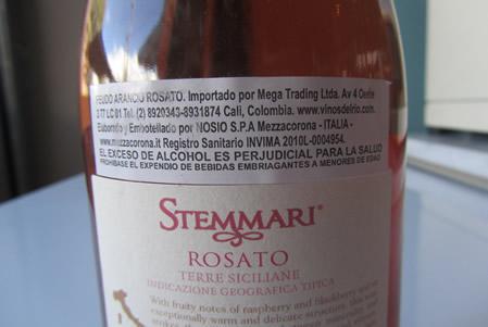 Etichetta Stemmari