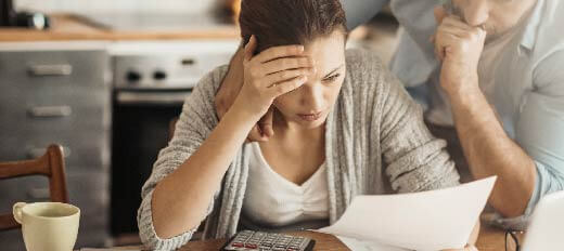 Couple considering debit consolidation loan