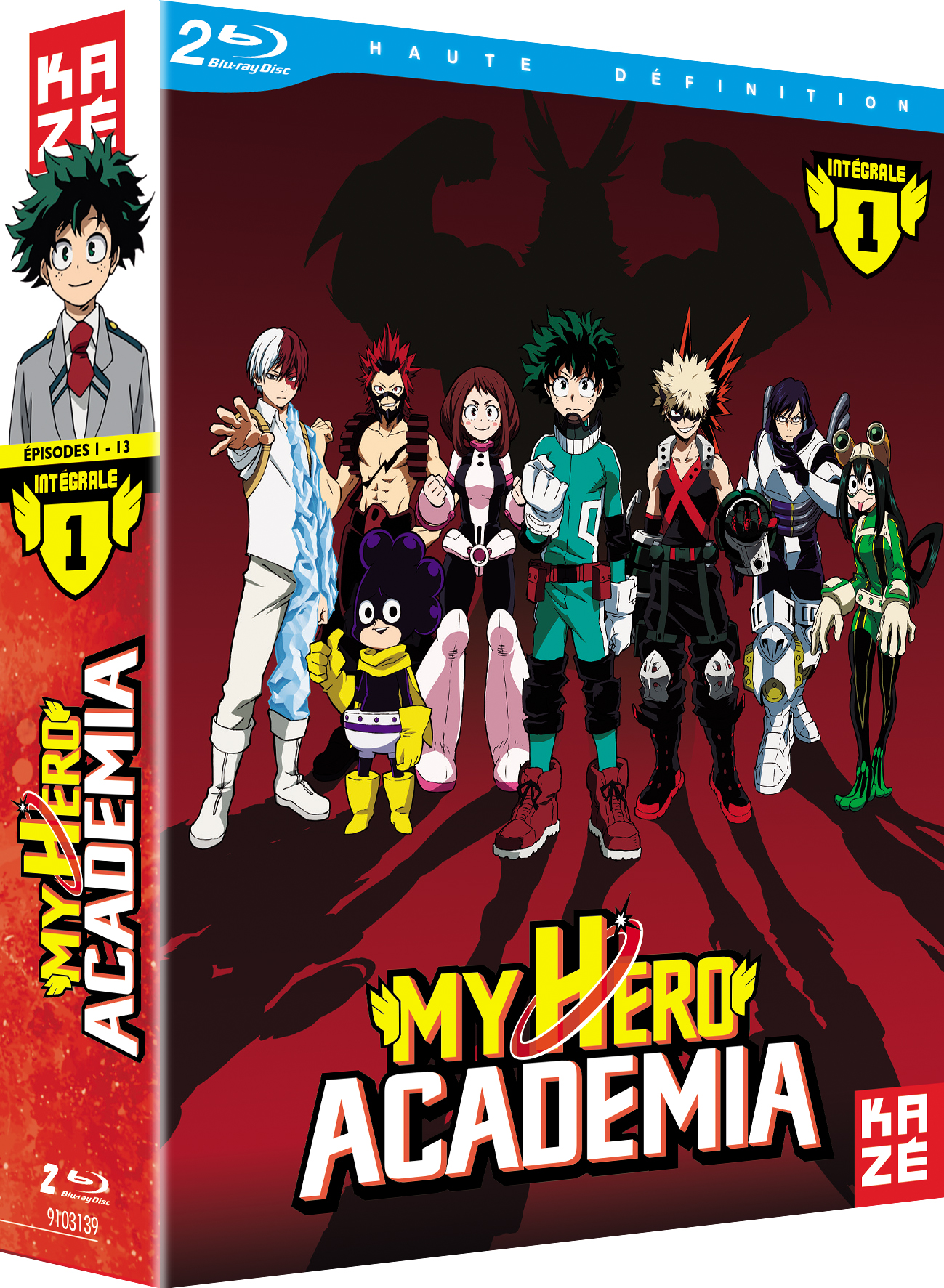 my hero academia nouvelle saison pisode 10 streaming vostfr adn. Black Bedroom Furniture Sets. Home Design Ideas