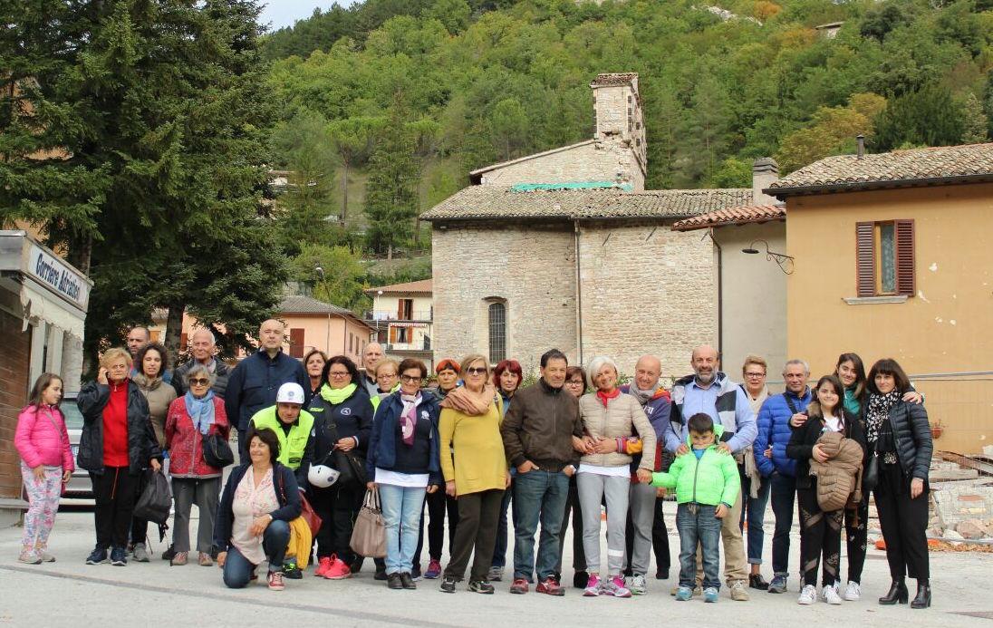 ADRA Romagna In Visita A Visso (MC)