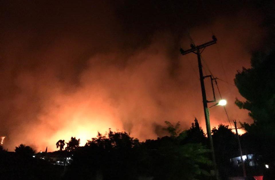 ADRA In Grecia Per Le Vittime Degli Incendi Del 26 Luglio 2018