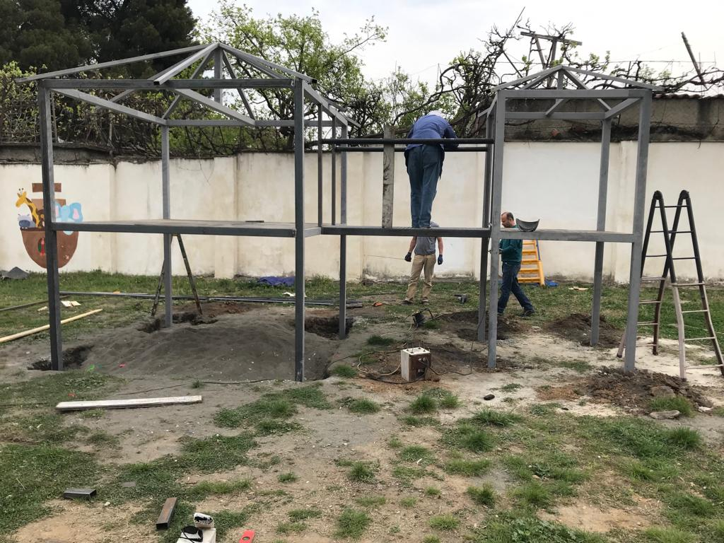 Albania – Una Serra Per I Bambini E La Comunità