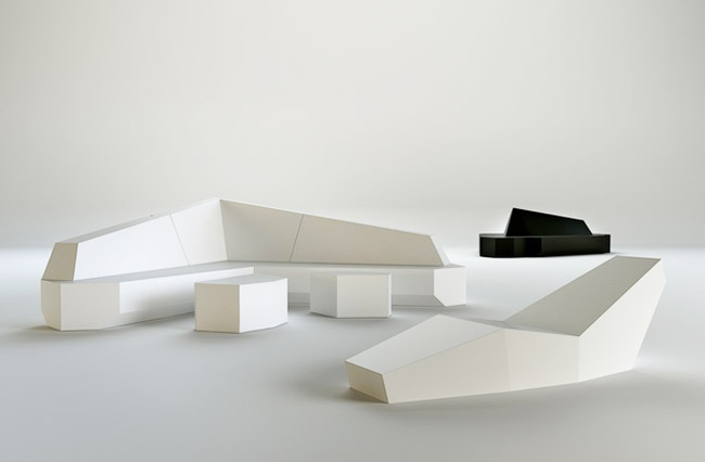 Iwa, divani, fanstudio, Jorge Goval, LTVs, Lancia TrendVisions