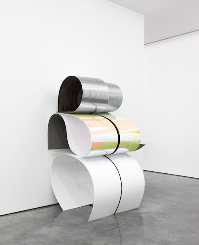 Julia Dault, art, LTVs, Lancia TrendVisions