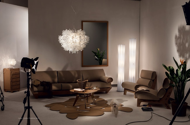 New collection Casa Slamp Lancia TrendVisions