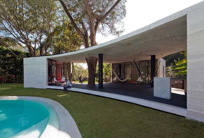 tepoztlan lounge, Cadaval Sola-Morales, LTVs, Lancia TrendVisions