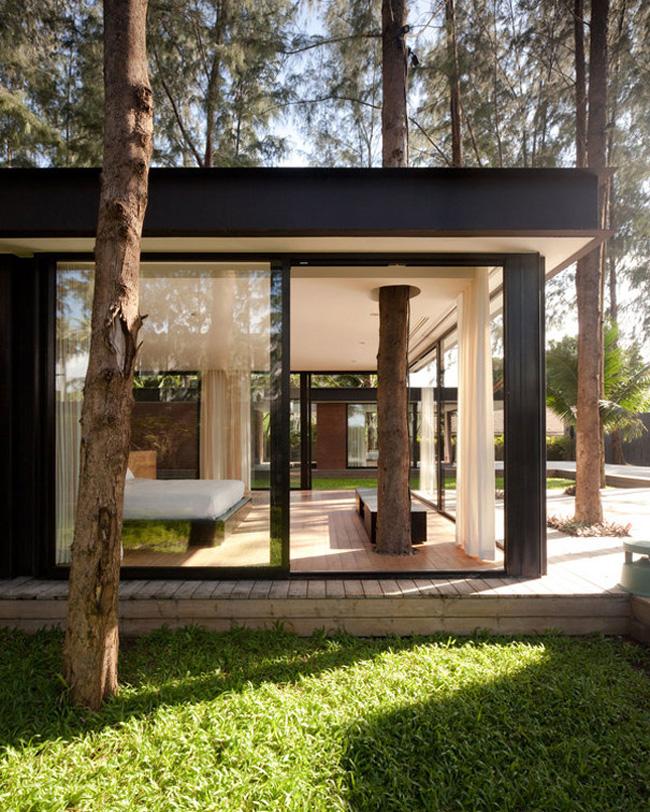 LTVs, Residence Villa Noi, Lancia TrendVisions, Duangrit Bunnag