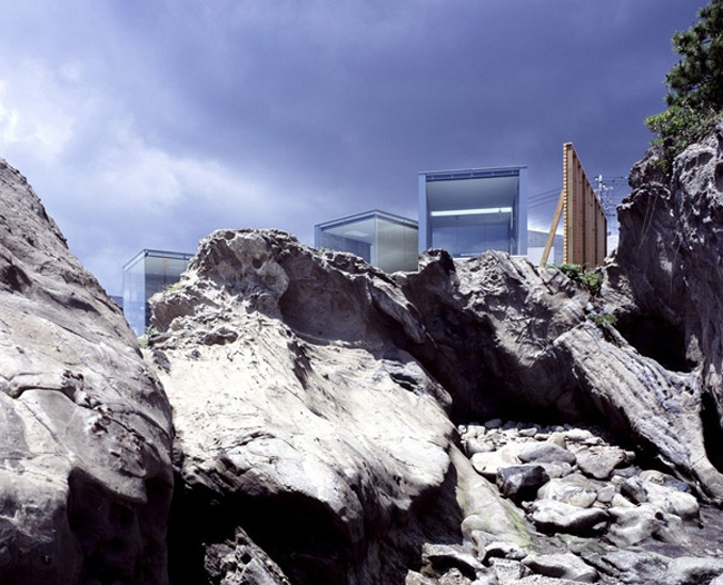 House o by sou fujimoto lancia trendvisions - The house without walls ...