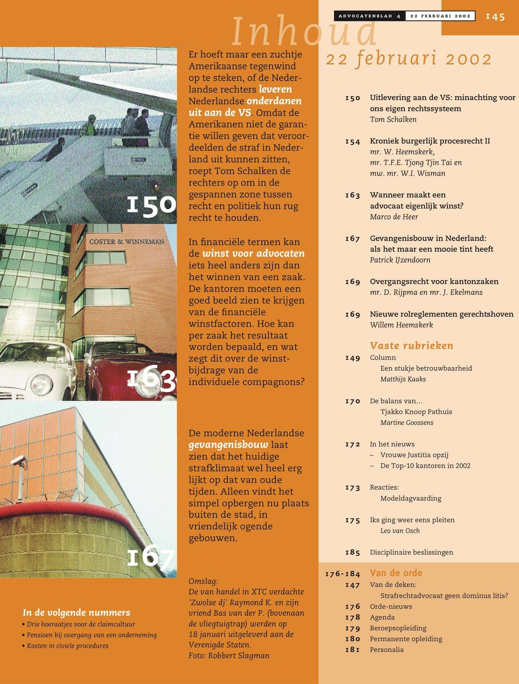 Nieuws Page 783 Of 787 Het Advocatenblad