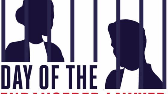 Dag van de Bedreigde Advocaat