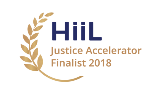 Innovating Justice Challenge 2018