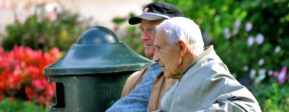 Seniorers rettigheter i arbeidslivet