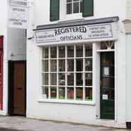 Hassan Hicks optician Lymington
