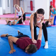 Be Your Own Bodyguard - self defence course at the Natural Health Hub