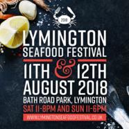 2018 Lymington Seafood Festival