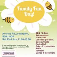 Family Fun Day at Lymington Junior School