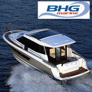 BHG Marine for boat sales, service, parts and accessories