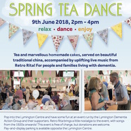 Lymington Dementia Action Group Tea Dance