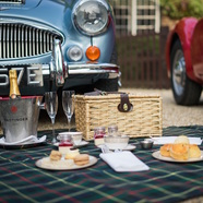 Celebrate national picnic week with a hamper from the Montagu Arms