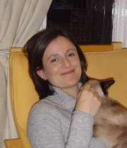 Psoriasis blogger Jo Jenkins