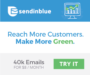 Send In Blue Email Marketing Platform