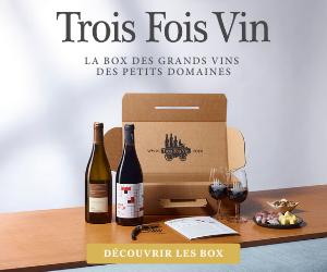 Box de vin française