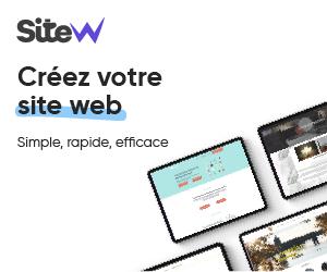 créer un site web rapdement facilement